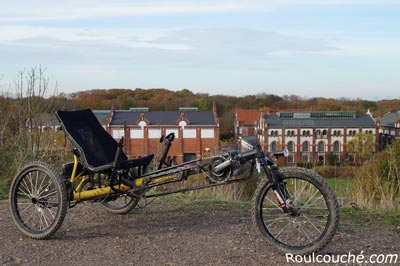 Nouveau tricycle Kettwiesel Cross Hase
