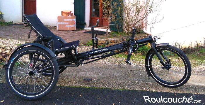 Couchés Et Tricycle Occasions Vélos Tandem Ventes Roulcouché 5FxaY