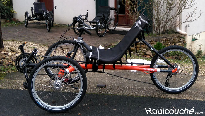 Occasions Vélos Couchés Tricycle Tandem Roulcouché